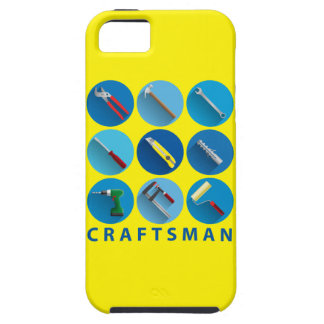 craftsman iPhone SE/5/5s case