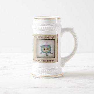 Crafty Cauldron with Optional Photo Space Mug