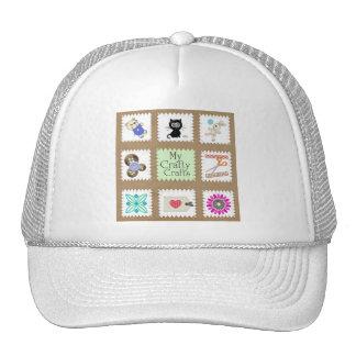 Crafty Crafts Cap Trucker Hat