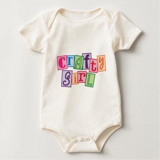 Crafty Girl Baby Bodysuit