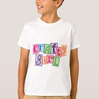 Crafty Girl T-Shirt