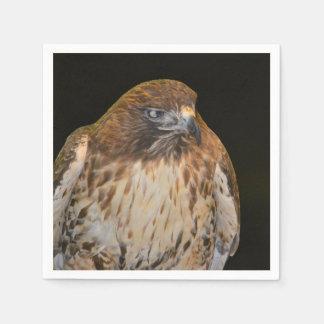 Crafty Hawk Napkin