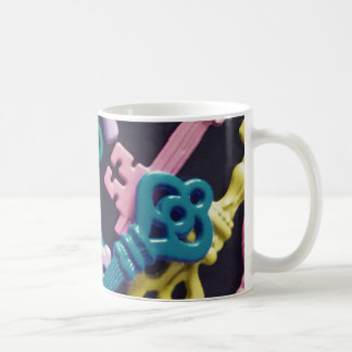 Crafty Keys 11 oz Coffee Mug