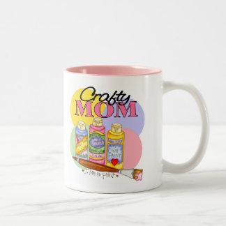 Crafty Mom Mug