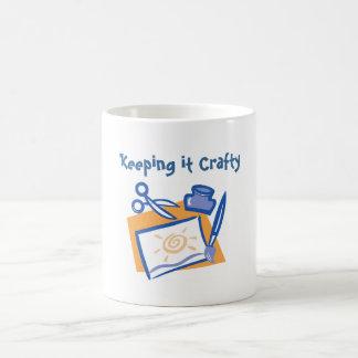 Crafty Mug