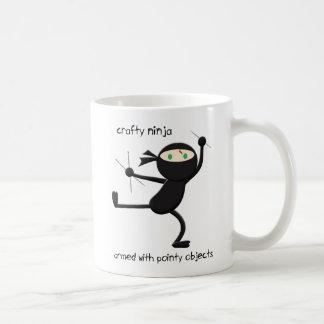 Crafty Ninja Drinking Mug