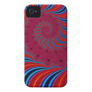 Crafty Snake Swirl iPhone 4 Case