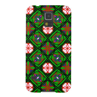 Crafty Textile Pattern Case For Galaxy S5