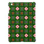 Crafty Textile Pattern iPad Mini Case