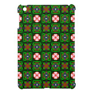Crafty Textile Pattern iPad Mini Case