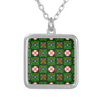 Crafty Textile Pattern Jewelry