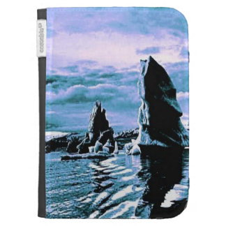Craggy Coastline Cases For The Kindle