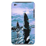 Craggy Coastline iPod Touch Covers