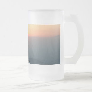 Craggy Dome Billy & Forrest 049, Upliftingp... Frosted Glass Beer Mug