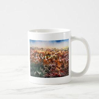 Craggy Landscape Coffee Mug