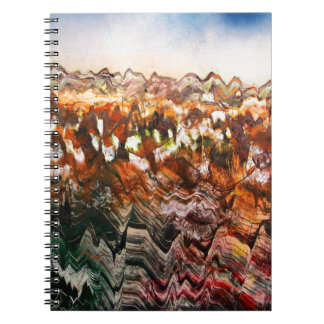 Craggy Landscape Notebook