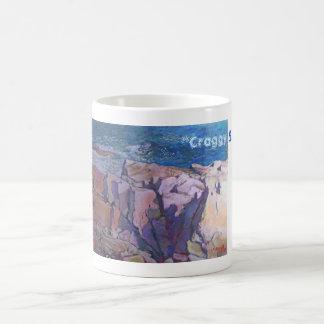 Craggy Shore Coffee Mug