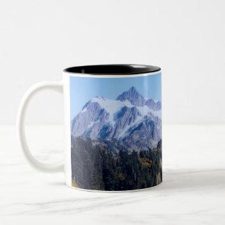 Craggy Shuksan Two-Tone Coffee Mug