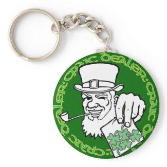 Craic Dealer Keychain keychain