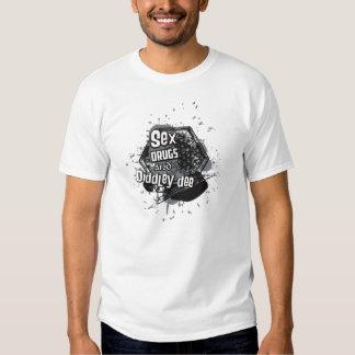 Craic T-shirt - Concertina II