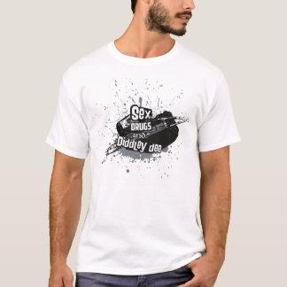 Craic T-shirt - Uilleann pipes