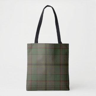 Craig Clan Tartan Tote Bag