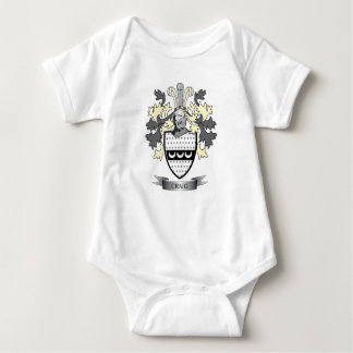Craig Family Crest Coat of Arms Baby Bodysuit