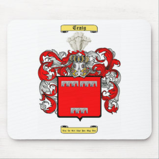 craig (irish) mouse pad