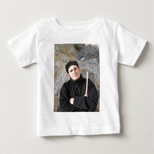 craig pilo promo zazzleFace Straight Baby T-Shirt