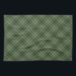 """Craig Scottish Clan Tartan Kitchen Towel<br><div class=""""desc"""">Craig Scottish Clan Tartan Kitchen Towel</div>"""