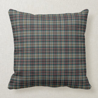 Craig Scottish Family Tartan Pillow