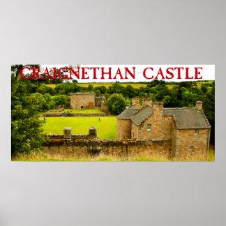 craignethan castle posters