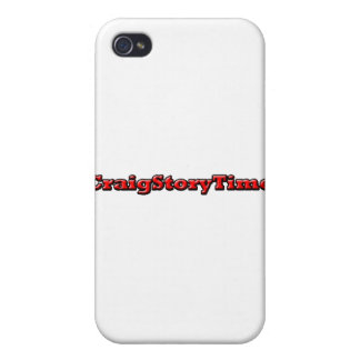 CraigStoryTime iPhone 4/4S Funda
