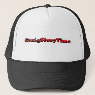 CraigStoryTime Trucker Hat
