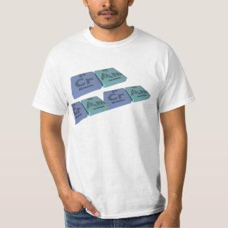 Cram as Cr Chromium and Am Americium T-Shirt