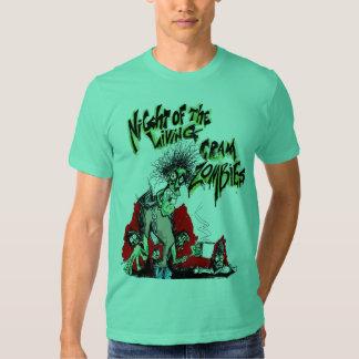 cram zombies2 copy T-Shirt