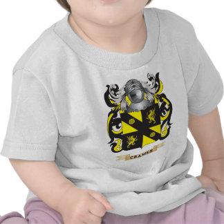 Cramer Coat of Arms T-shirts