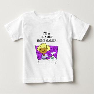 cramer del hogar del cramer de jim t shirts