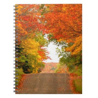 Cramer Road Notebook