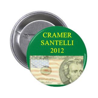 cramer santelli 2012 2 inch round button