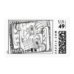 Cramped Stamps