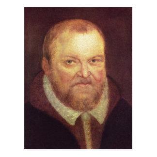 Cranach d. J., Lucas Portr?t des Kurf?rst August I Postcard