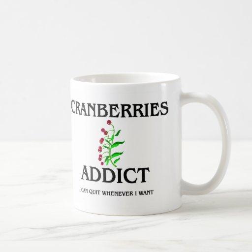 Cranberries Addict Mug