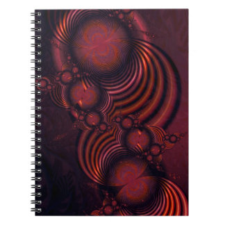 Cranberries and Cinnamon Notebook