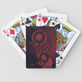Cranberries and Cinnamon Poker Cards