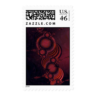 Cranberries and Cinnamon Postage Stamps