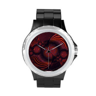Cranberries and Cinnamon Wrist Watches