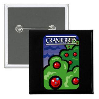 Cranberries Pinback Buttons