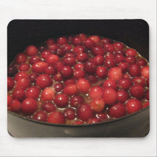 Cranberries Mouse Pad