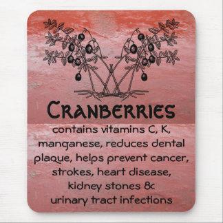 cranberries mousepad